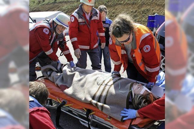 Rettungssanitäter kommen schneller