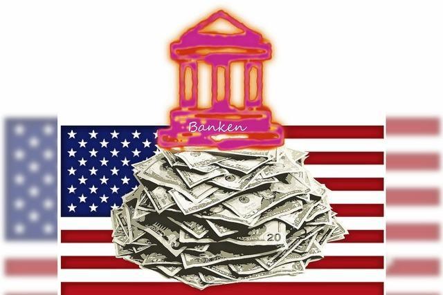 US-Ökonom hält Aufspaltung der Euro-Zone für unvermeidlich