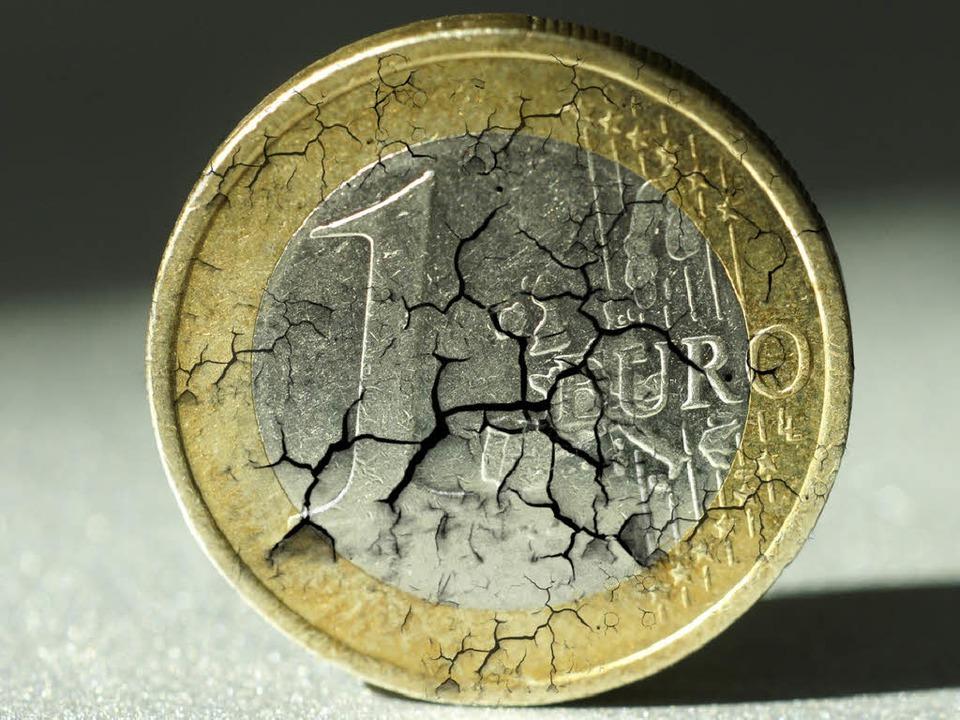 Wirtschaftlich schwache EU-Mitglieder ...iner gemeinsamen europäischen Währung.  | Foto: fotolia.com/MAST