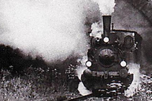 Aus der Traum von der Dampfeisenbahn