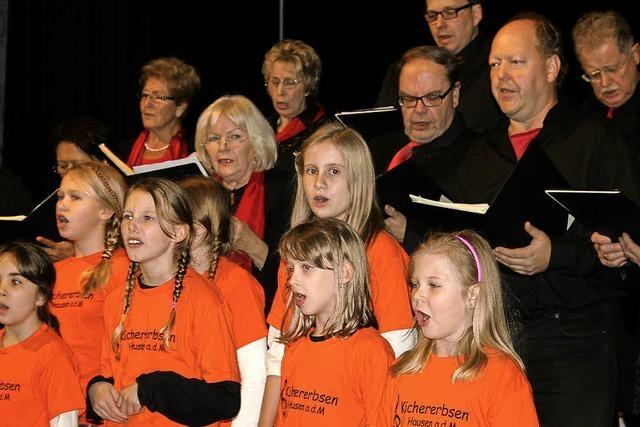 Die Liebe zum Gesang bringt Menschen zusammen