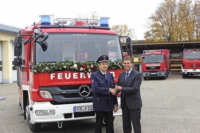 250 000 Euro für noch mehr Sicherheit