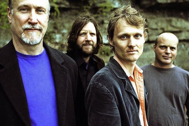 John Scofield, John Medeski, Billy Martin und Chris Wood im Volkshaus