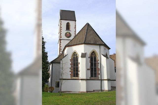 Unbekannte zündeln in der evangelischen Kirche