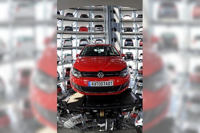 Volkswagen setzt 2014 zehn Millionen Autos ab