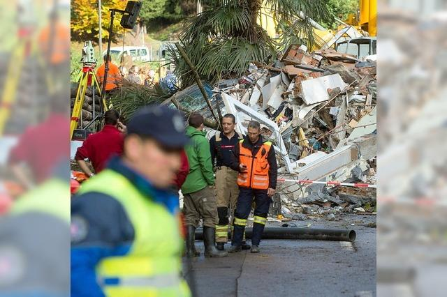 Bei Unwettern in Frankreich, Italien und der Schweiz sterben neun Menschen