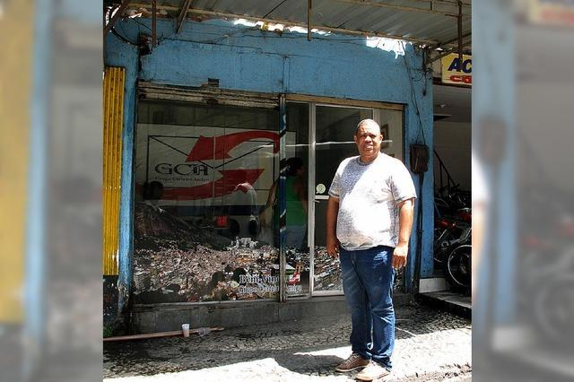 Wie Favela-Postboten in Brasilien arbeiten