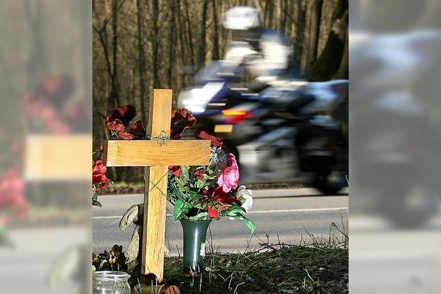 Mehr Motorradfahrer tödlich verunglückt als je zuvor