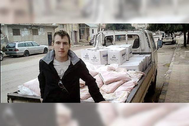 Sein humanitäres Engagement schützte ihn nicht