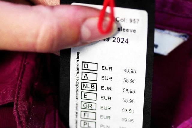 Preisunterschiede in der Modebranche haben mit Qualität wenig zu tun
