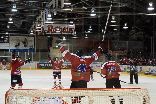 Wölfe Freiburg nach 6:3-Erfolgen im Jubelrausch