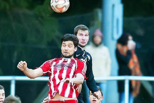 Benjamin Gaudig trifft für FC Löffingen erneut