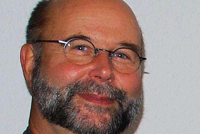Pfarrer Schopferer geht in Ruhestand