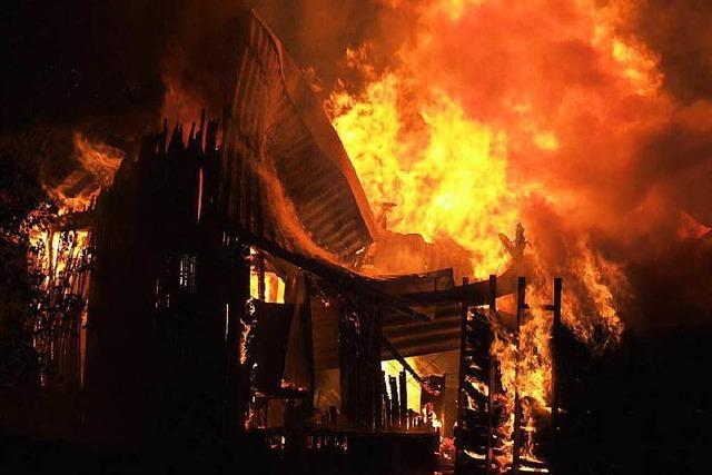 Brandserie in Breisach: Warum das Urteil auf sich warten lässt