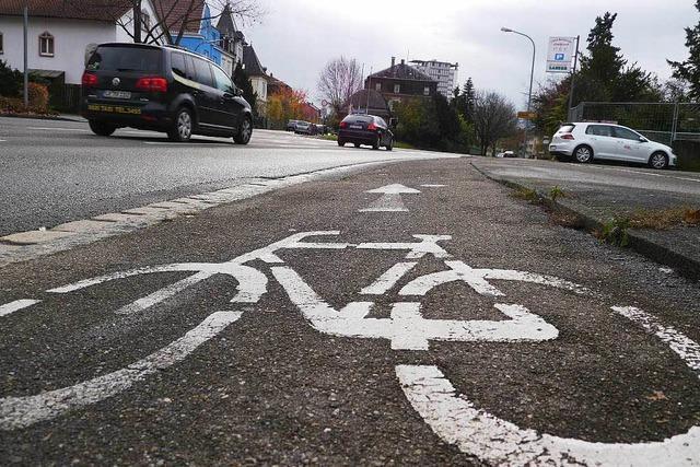 Grüne wollen Umgestaltung der Basler Straße