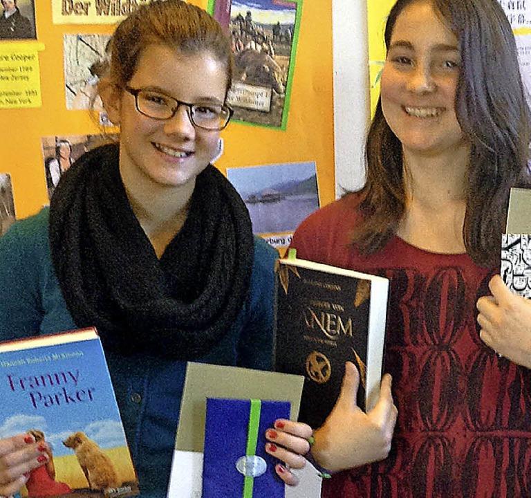 Mit besonderen Aktionen soll jungen Menschen Lesen nähergebracht werden.   | Foto: Archivbild: Kreisgymnasium