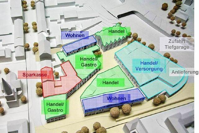 Investor verspricht Stärkung der Offenburger Innenstadt durch geplante Einkaufsgalerie