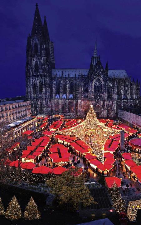 Wo Ist Der Größte Weihnachtsmarkt.Das Sind Die Zehn Größten Weihnachtsmärkte In Deutschland Reise