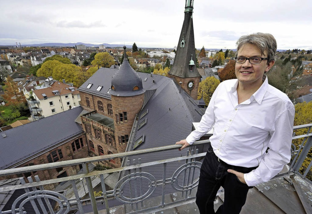 Gregor Delvaux de Fenffe – Lehrer mit Weitblick   | Foto: Thomas Kunz