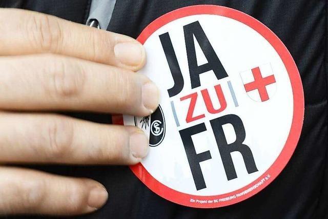 Gemeinderat Freiburg stimmt für neues SC-Stadion am Wolfswinkel