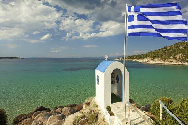 René Herzog von DER-Touristik in Köln erklärt, warum Griechenland als Urlaubsziel wieder boomt