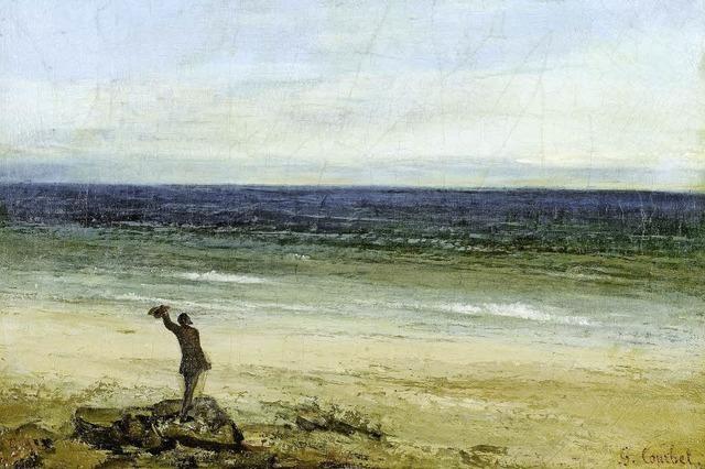 Zur Courbet-Ausstellung