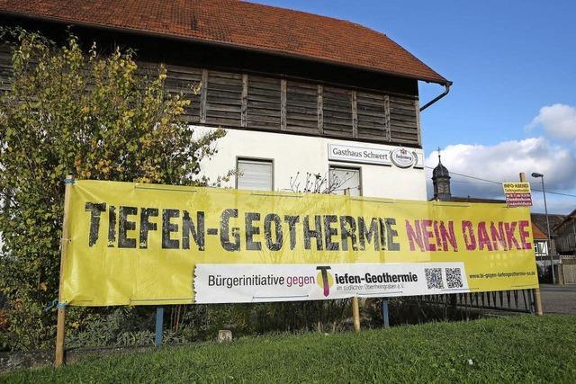 Bürgerinitiative gegen Tiefengeothermie in Neuried erklärt sich