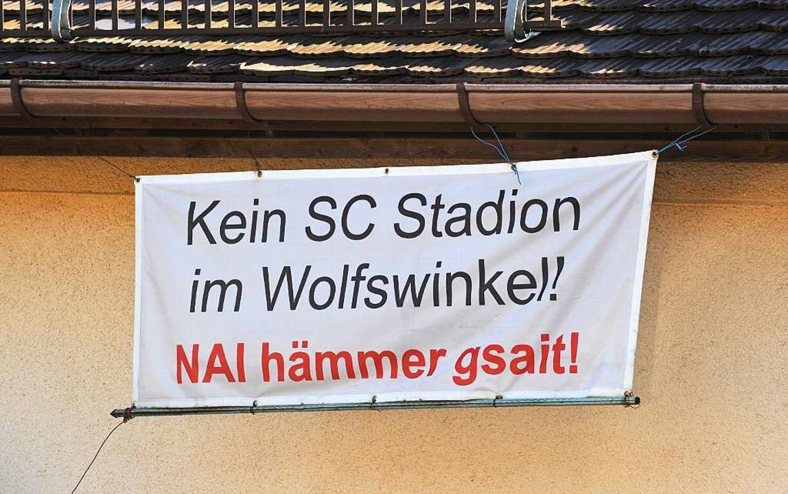 Andere sind strikt dagegen. Am 1. Febr...erinnen in Freiburg darüber abstimmen.  | Foto: Rita Eggstein