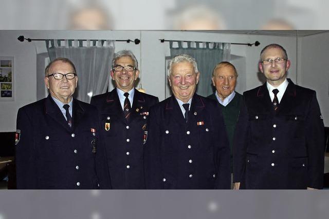 Feuerwehren arbeiten gut zusammen