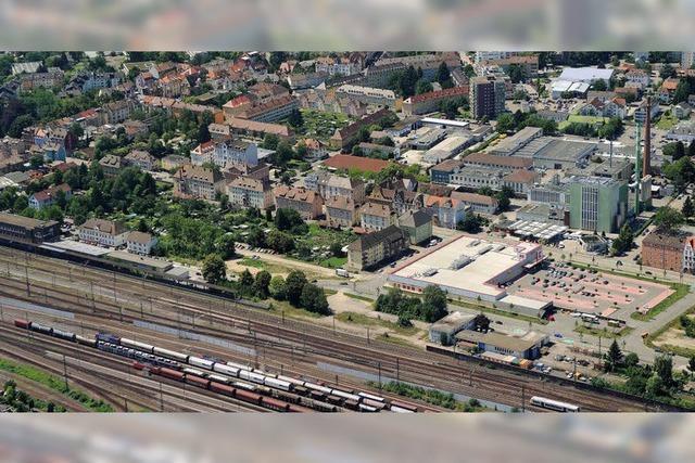 Grossmann Group kauft Riesenareal am Güterbahnhof