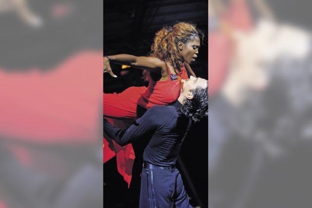 Motsi Mabuse tanzt in Offenburg