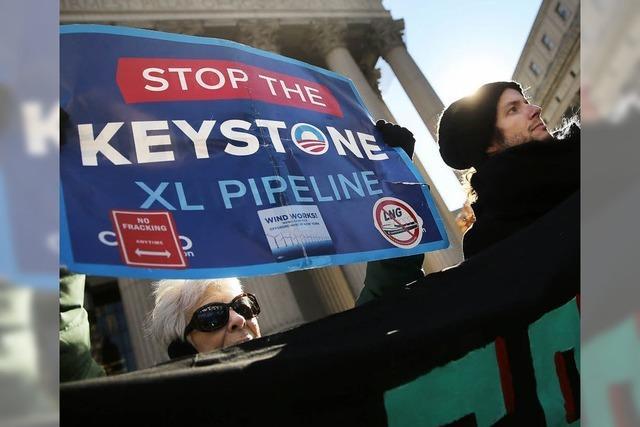 NSA-Reform und Pipeline-Projekt vorerst gescheitert