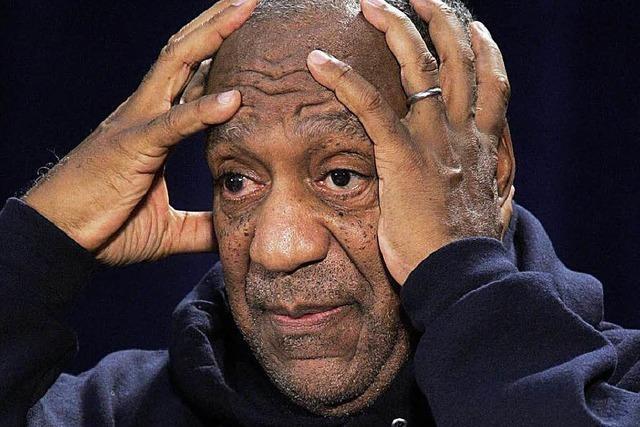 Vorwürfe gegen Bill Cosby wegen Vergewaltigung