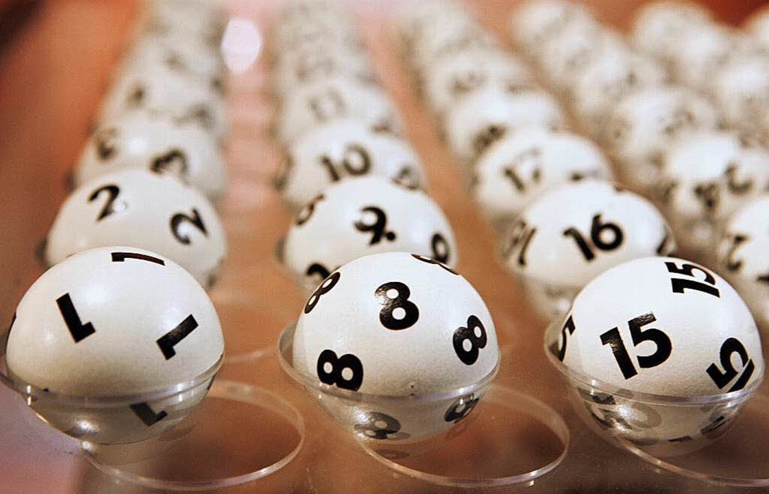 Lottozahlen Von Letzter Woche