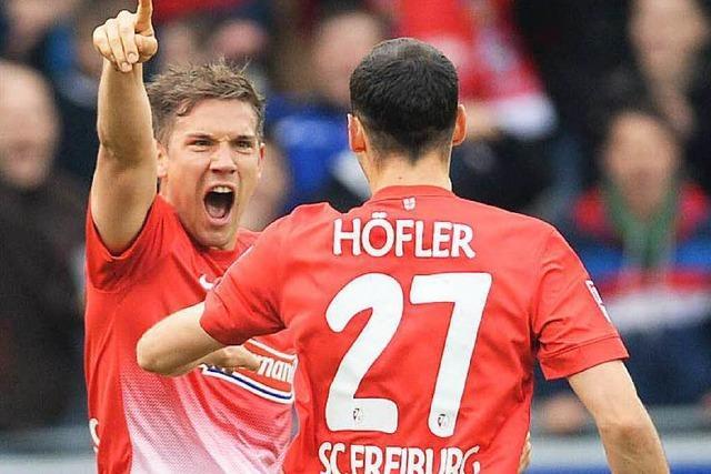 SC Freiburg: Oliver Sorg verlängert bis 2016