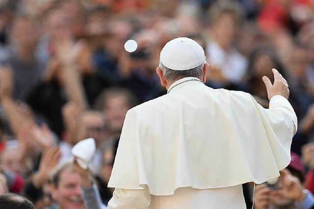 Papst Franziskus besucht Straßburg – Kein Abstecher ins Münster