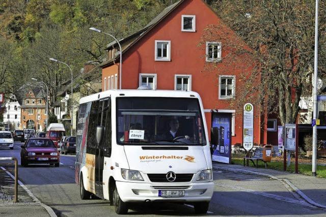 Bei der Linie 18 nach Ebnet gibt's Kritik am Fahrplan und der Fahrzeuggröße