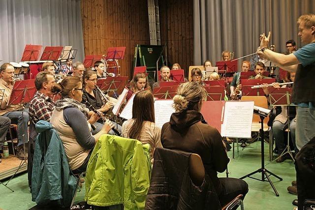 Erstes Highlight für Dirigenten