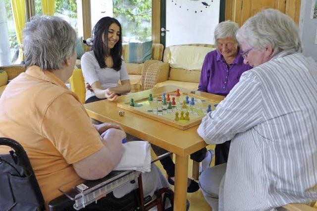Moderne Senioren