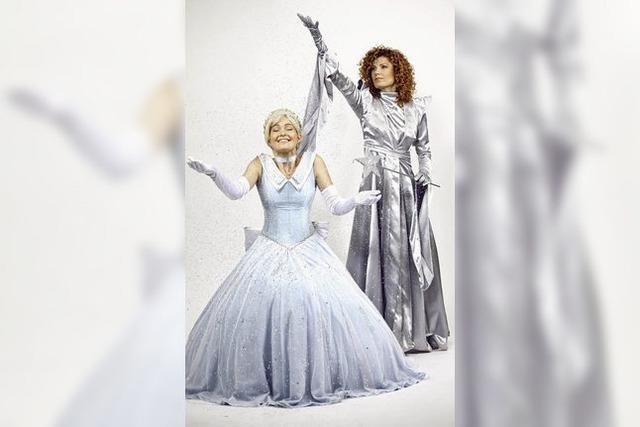 Cinderellea mit Lucy von den No Angels in Offenburg