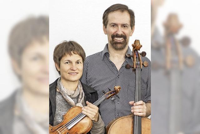 Philharmonisches Orchester Basel mit Emilie Haudenschild (Violine) und Emeric Kostyak (Cello) im Stadtcasino