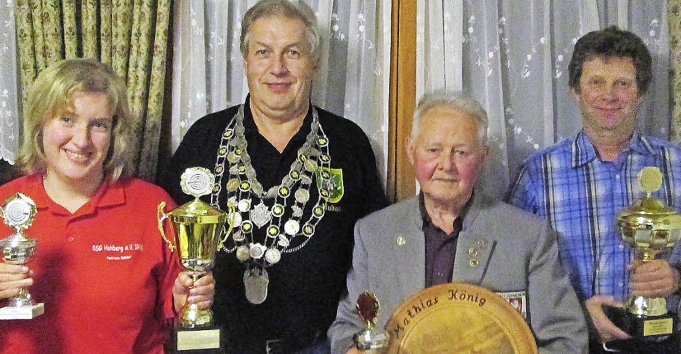 Die Gewinner (von links): Patricia Böh...bert Mutter-Böhler und Mathias König.   | Foto: Privat