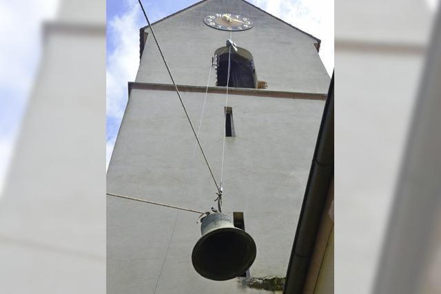 Platz für die alten Glocken