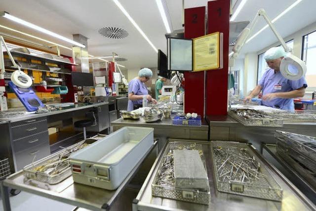Diakoniekrankenhaus in Freiburg für 19 Millionen Euro saniert