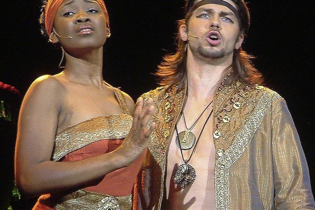 Aida jetzt auch mittags