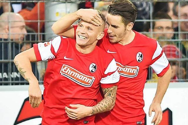SC Freiburg unter den Top-Ausbildungsklubs in Europa