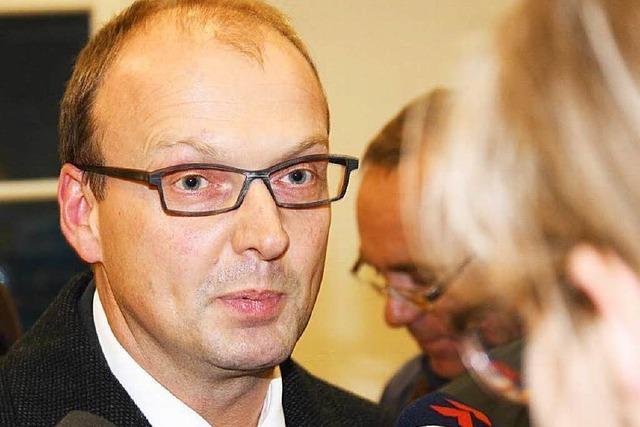 Ex-Bürgermeister Moosmann klagt erneut