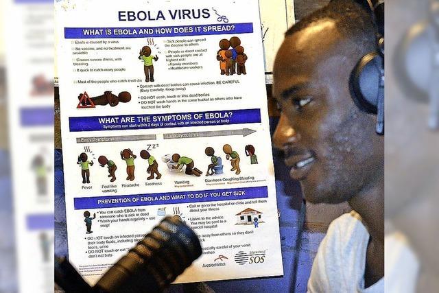 Kein Grund zur Entwarnung in Sierra Leone
