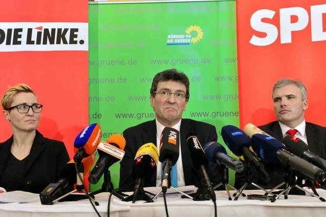 Der rot-rot-grüne Koalitionsvertrag ist fertig