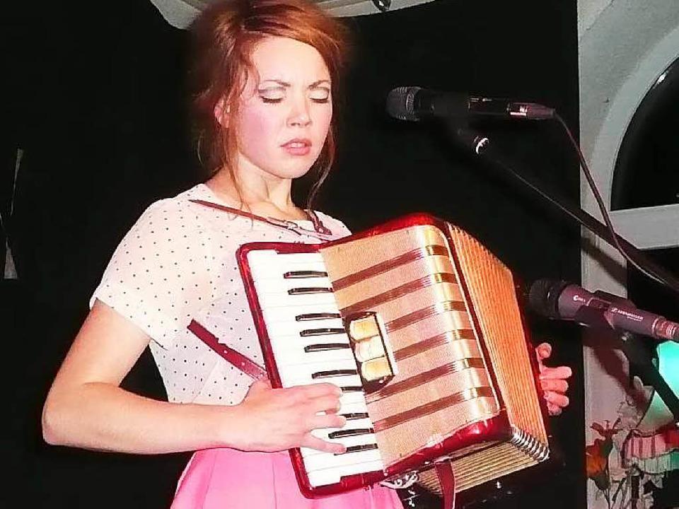 Magdalena Ganter  | Foto: Marion Pfordt